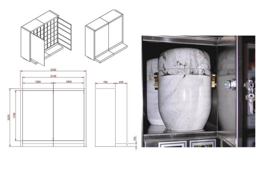 Modulo-struttura-cineraria-urna-monselice-memoria