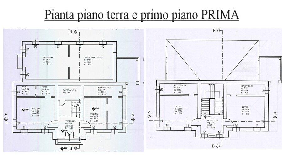 pianta-primo-piano-piano-terra-prima-ex-casa-custode-monselice-cinerari-ossari